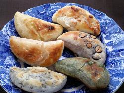 焼きとぼ餅・6種